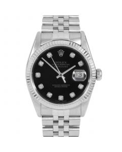 Rolex Datejust 36 mm Stainless Steel 16014-1232-CD