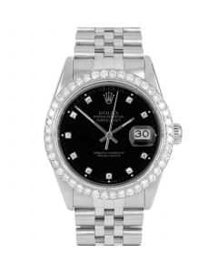 Rolex Datejust 36 mm Stainless Steel 16014-1252OF-CD