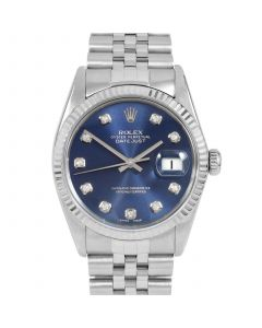 Rolex Datejust 36 mm Stainless Steel 16014-2232-CD