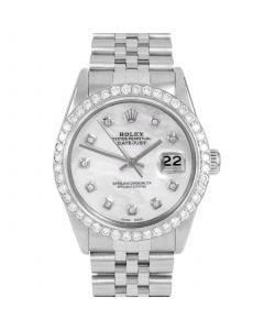 Rolex Datejust 36 mm Stainless Steel 16014-5252-CD