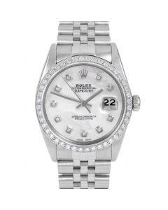 Rolex Datejust 36 mm Stainless Steel 16014-5212-CD