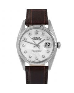 Rolex Datejust 36 mm Stainless Steel 16014-52344-CD