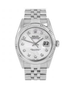 Rolex Datejust 36 mm Stainless Steel 16014-5232-CD