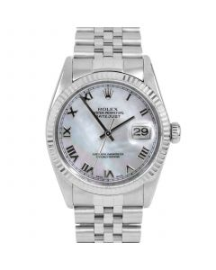 Rolex Datejust 36 mm Stainless Steel 16014-5332-CD