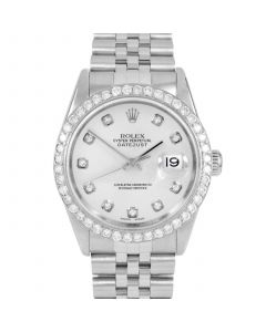 Rolex Datejust 36 mm Stainless Steel 16014-8252-CD