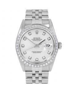Rolex Datejust 36 mm Stainless Steel 16014-8212-CD