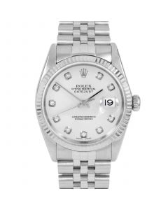 Rolex Datejust 36 mm Stainless Steel 16014-8232-CD