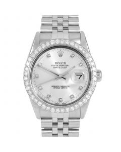 Rolex Datejust 36 mm Stainless Steel 16014-8252OF-CD