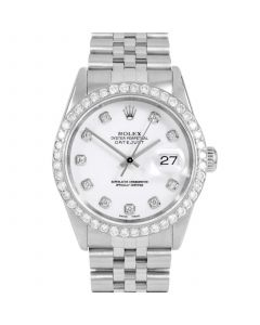 Rolex Datejust 36 mm Stainless Steel 16014-9252-CD