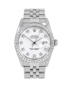 Rolex Datejust 36 mm Stainless Steel 16014-9212-CD