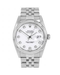 Rolex Datejust 36 mm Stainless Steel 16014-9232-CD