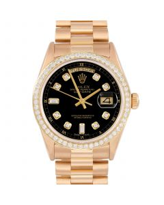 Rolex Day Date President 36 mm Yellow Gold 18038-1213-CD