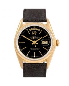 Rolex Day Date President 36 mm Yellow Gold 18038-1434A