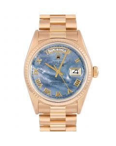 Rolex Day Date President 36 mm Yellow Gold 18038-BL5333-CD