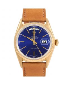 Rolex Day Date President 36 mm Yellow Gold 18038-2434D