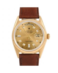 Rolex Day Date President 36 mm Yellow Gold 18038-C234C-CD