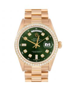 Rolex Day Date President 36 mm Yellow Gold 18038-G213-CD