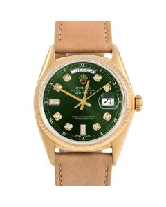Rolex Day Date President 36 mm Yellow Gold 18038-G234F-CD