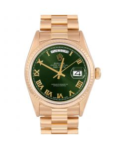 Rolex Day Date President 36 mm Yellow Gold 18038-G333-CD