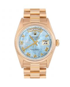 Rolex Day Date President 36 mm Yellow Gold 18038-LB5333-CD