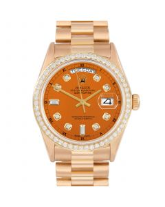 Rolex Day Date President 36 mm Yellow Gold 18038-O213-CD