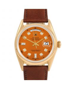 Rolex Day Date President 36 mm Yellow Gold 18038-O234C-CD