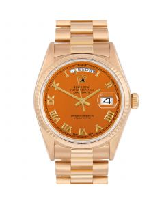 Rolex Day Date President 36 mm Yellow Gold 18038-O333-CD