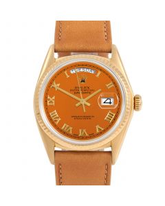 Rolex Day Date President 36 mm Yellow Gold 18038-O334D-CD