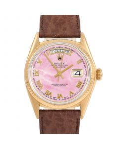 Rolex Day Date President 36 mm Yellow Gold 18038-P5334B-CD