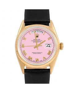 Rolex Day Date President 36 mm Yellow Gold 18038-P3341-CD