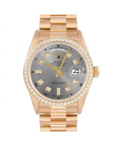 Rolex Day Date President 36 mm Yellow Gold 18038-7213-CD