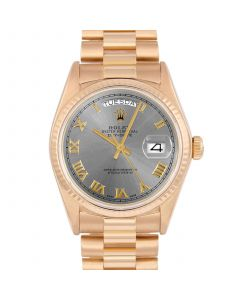 Rolex Day Date President 36 mm Yellow Gold 18038-7333-CD
