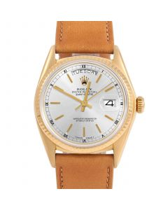 Rolex Day Date President 36 mm Yellow Gold 18038-8434D