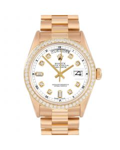 Rolex Day Date President 36 mm Yellow Gold 18038-9213-CD