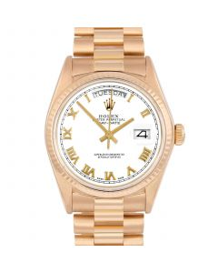 Rolex Day Date President 36 mm Yellow Gold 18038-9333-CD