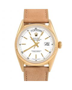 Rolex Day Date President 36 mm Yellow Gold 18038-9434F