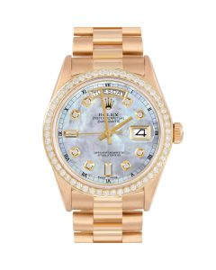 Rolex Day Date President 36 mm Yellow Gold 18038-5213-CD