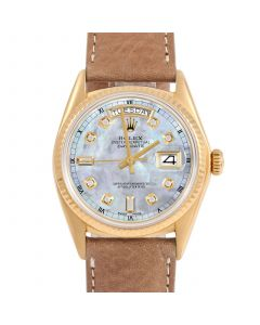 Rolex Day Date President 36 mm Yellow Gold 18038-5234E-CD