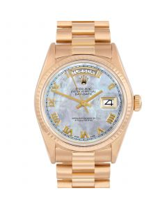 Rolex Day Date President 36 mm Yellow Gold 18038-5333-CD