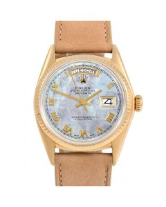 Rolex Day Date President 36 mm Yellow Gold 18038-5334F-CD