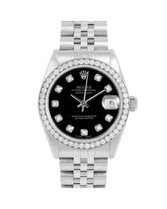Rolex Datejust 31 mm Stainless Steel 6827-SS-1212-CD