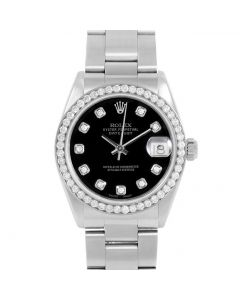 Rolex Datejust 31 mm Stainless Steel 6827-SS-1211-CD