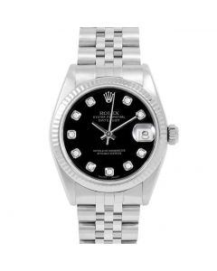 Rolex Datejust 31 mm Stainless Steel 6827-SS-1232-CD