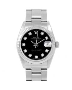 Rolex Datejust 31 mm Stainless Steel 6827-SS-1231-CD