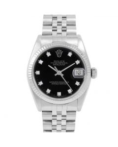 Rolex Datejust 31 mm Stainless Steel 6827-SS-1232OF