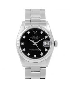 Rolex Datejust 31 mm Stainless Steel 6827-SS-1231OF