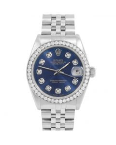 Rolex Datejust 31 mm Stainless Steel 6827-SS-2212-CD
