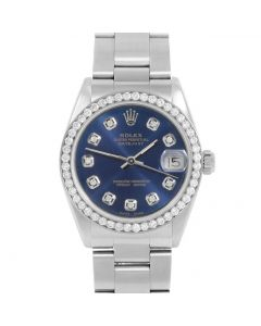 Rolex Datejust 31 mm Stainless Steel 6827-SS-2211-CD