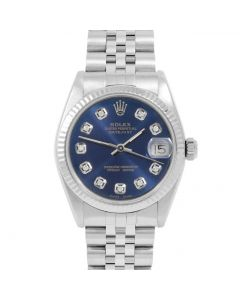 Rolex Datejust 31 mm Stainless Steel 6827-SS-2232-CD