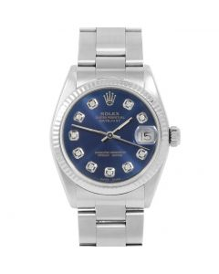 Rolex Datejust 31 mm Stainless Steel 6827-SS-2231-CD